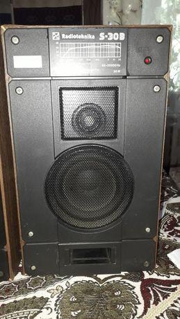 Колонки радиотехника s30 b