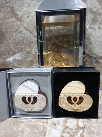 Perfumy Woda toaletowa Serce złote i srebrne 100 ml