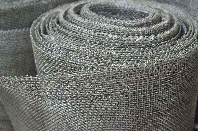 Тканная сетка нержавейка АИСИ 304 метровая ширина рулона