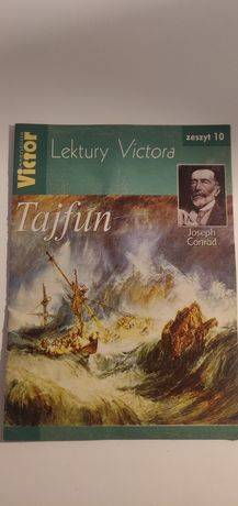 Lectury Victora Tajfun zeszyt 10