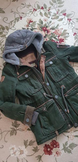 Зимняя теплая парка, куртка Naketano