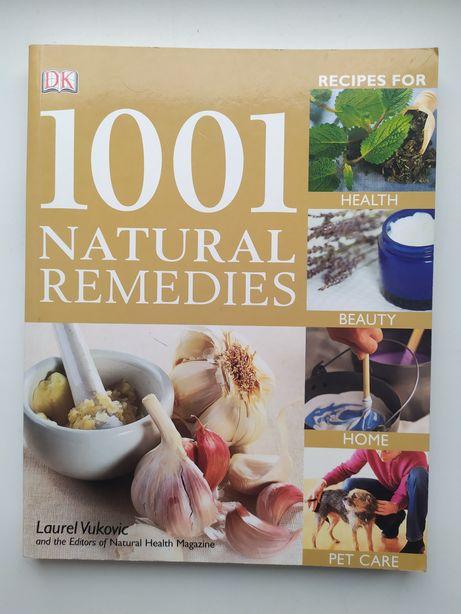 1001 натуральный рецепт из трав