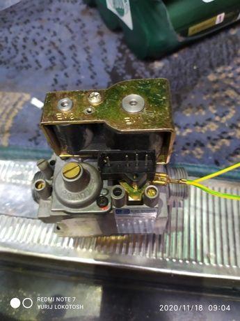Газовый клапан sigma 840 з електромагнітом