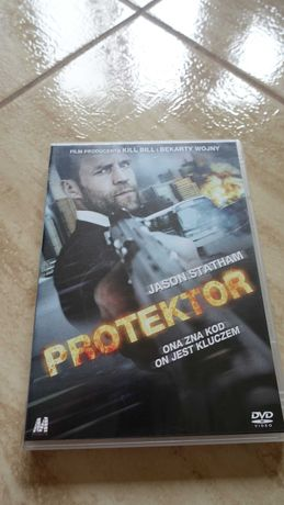 Protektor , DVD , Lektor i napisy PL