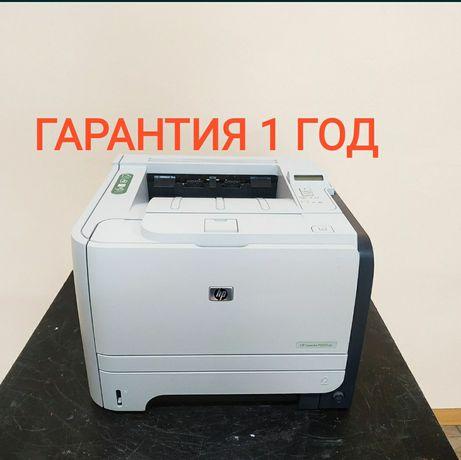 HP P2055. 12 мес.гарантия. Лазерный принтер офис учёба.
