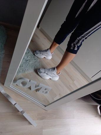 Buty sneakersy KARL lagerfeld adidasy PUMA oryginalne białe czarne