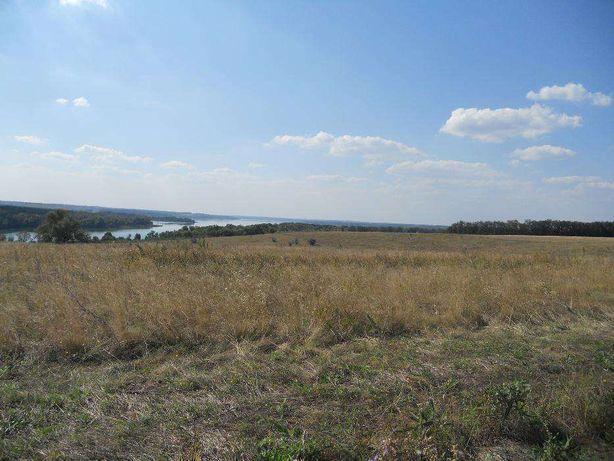 Земельный участок 2 г, красивый вид и 200м. до р.Днепра