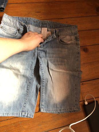 Spodenki 3/4 Orsay jeans - rozmiar 36