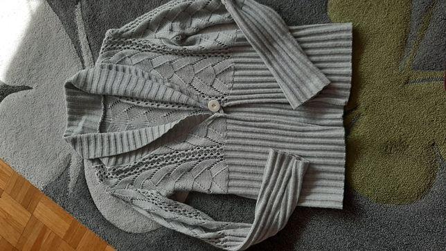 Sweter ażurowy S/M
