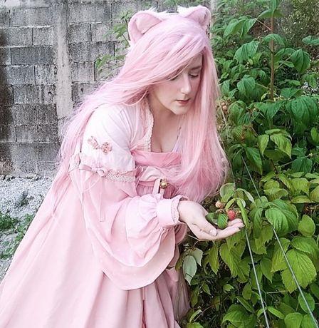 Vestido Lolita + Orelhas