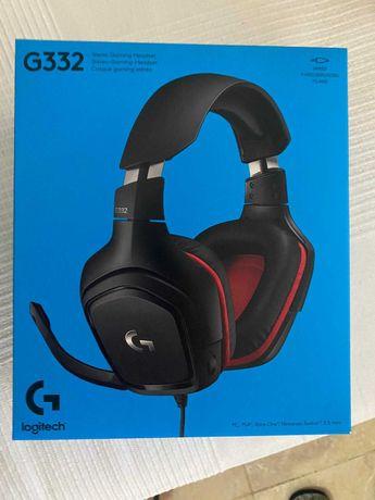 Headfone Logitech G332