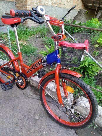 Детский велосипед 4-8лет