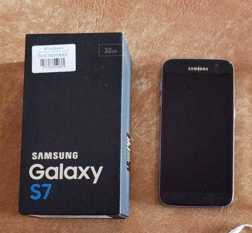 Samsung Galaxy S7 Preto (desbloqueado)