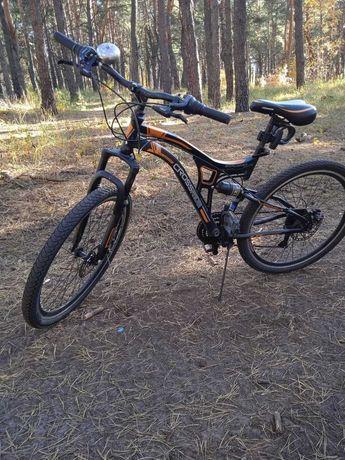 Велосипед Crossride Explorer
