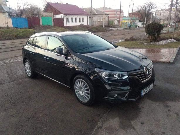 Renault Megane BOSE 81 kWt 2017