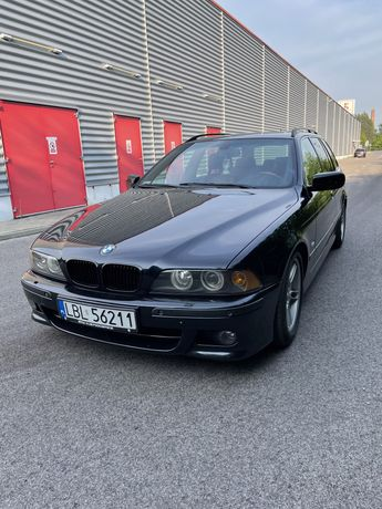 BMW e39 3.0D Individual