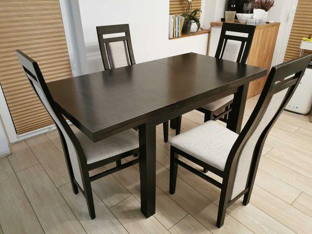 Sprzedam stół i cztery krzesła