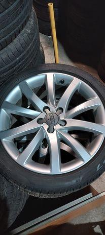 Oryginalne Koła Audi A4 8K S-line 245/40R18 Pirelli 7mm