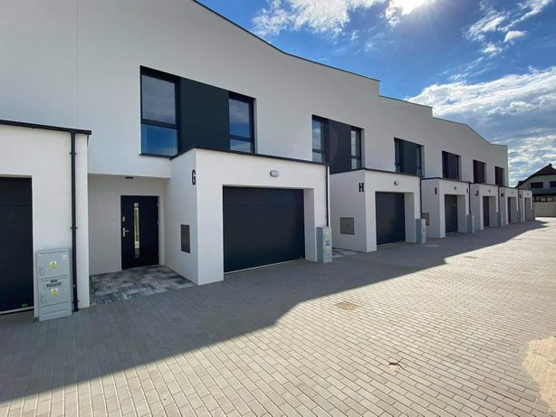 Wynajmę nowy dom z garażem w zabudowie szeregowej 125 m2 klima JAROCIN