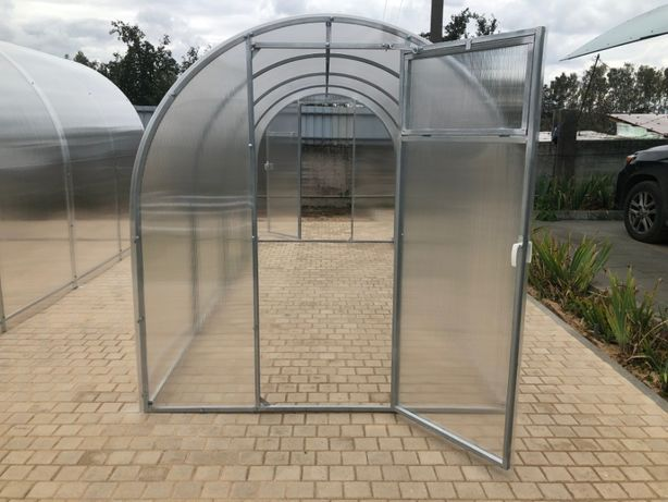 Tunel Szklarnia Mini 1,6x4m, 6m, 8m, 10m, 12m itd z POLIWĘGLANU