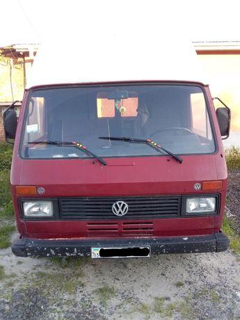 Volkswagen LT груз. 1988
