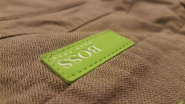 Spodnie BOSS oryginalne 31/32