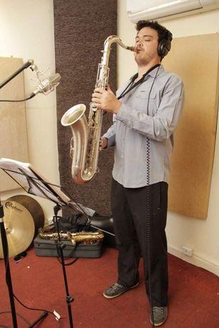 Professor Saxofone