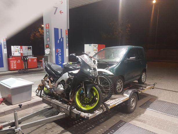 Skup motocykli i microcar strażackie cały kraj ekspres kazdy stan