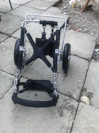 Wózek inwalidzki/rehabilitacyjny dla sredniego psa Admiral