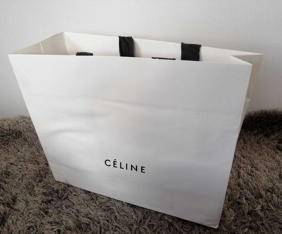 Celine torebka papierowa