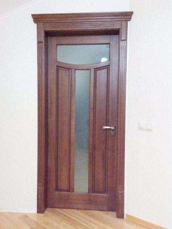 Евроокна деревянные, двери, лестницы
