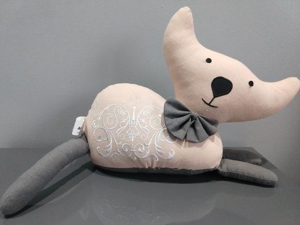 Kot kotek dekoracja rękodzieło stoper