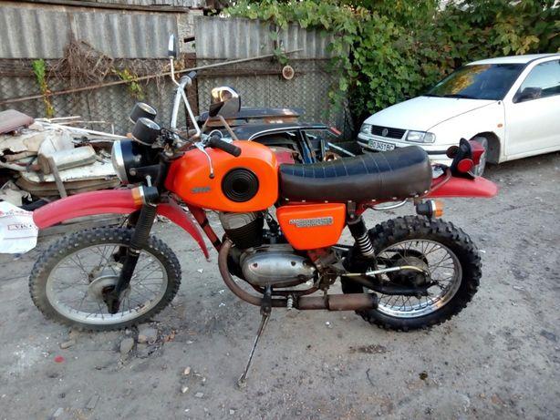 Продам мотоцикл на базі Іж ПС