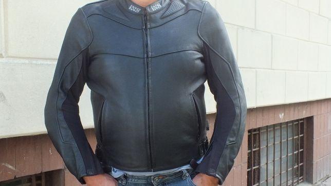 Super kurtka skóra na motor IXS roz 58