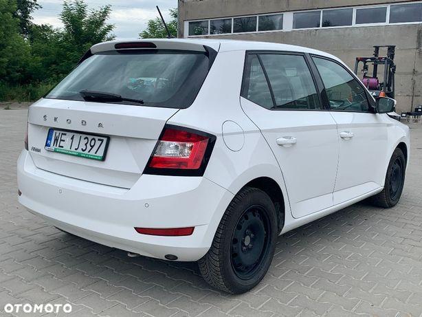 Škoda Fabia VAN, FV 23% najnowszy model, Salon Polska,