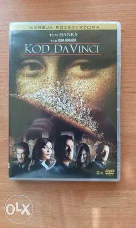 KOD DA VINCI wersja rozszerzona 2 DVD Tom Hanks
