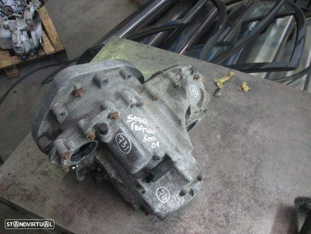 Caixa velocidade 4310022590 SMART / FORTWO / 2001 / 600 / AUTOMATICA / GASOLINA /
