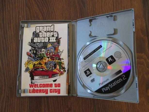 Grand Theft Auto III PS2 OKAZJA
