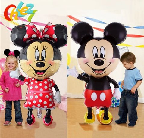 Balão gigante Mickey Minnie