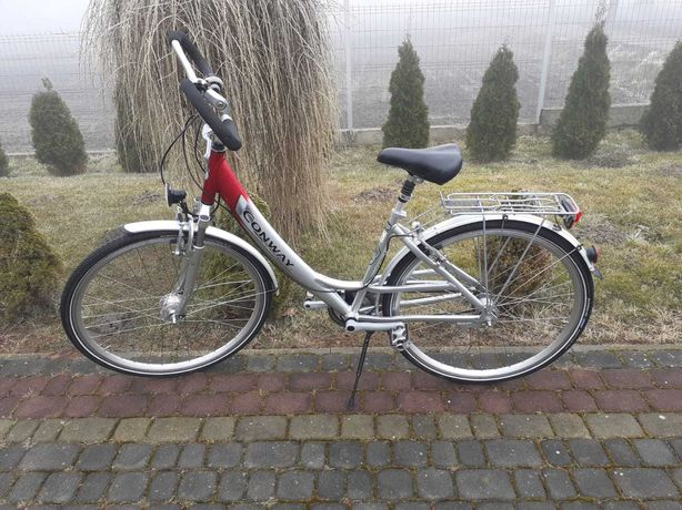 Rower aluminiowy Conway
