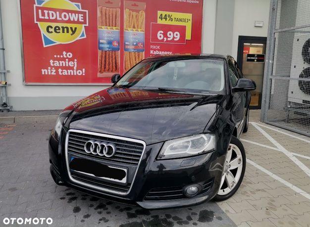 Audi A3 8p,Bixenon, 2xPdc,DRLStart&stop,Ledy,Sportback,Oryginał