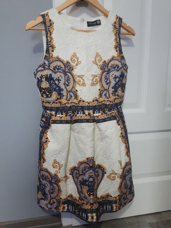 Sukienka koktajlowa wesele L