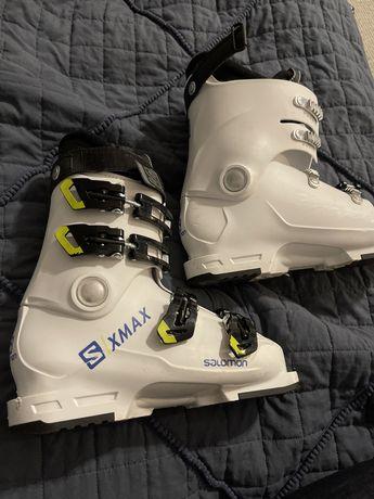 Buty narciarskie Salomon S Xmax 60T 24/24,5