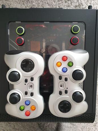 Gamepad Logitech f710 2шт.