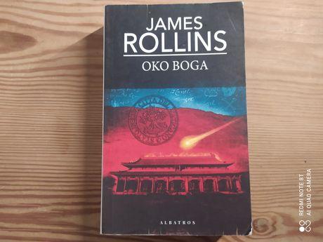 James Rollins Oko Boga