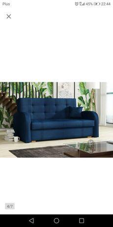 Kanapa sofa łóżko amerykanka dwuosobowka możliwość dowozu do 20km