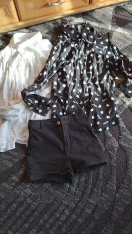 Zestaw ubrań  dziewczynka 164-170
