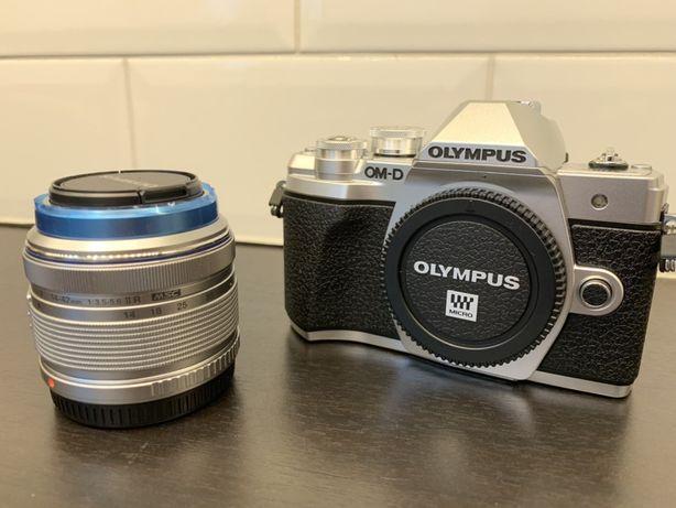 Olympus OM-D sam obiektyw 14-42 nowy kupiony 01.12.2020