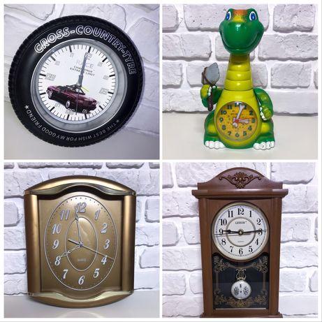 Настенные настольные часы 5 штук детские колесо