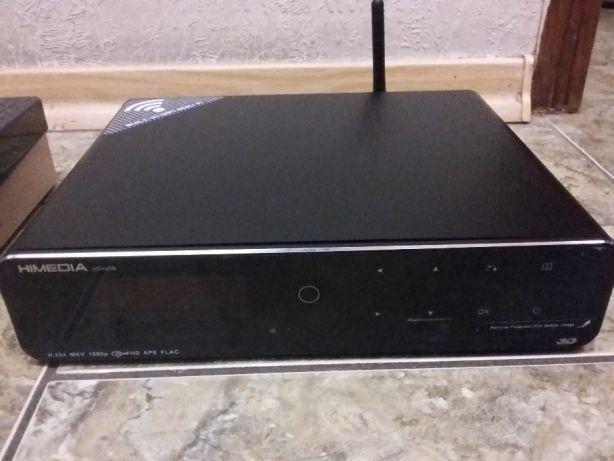 Медиаплеер HIMEDIA HD 900B INEXT IPTV500+ Youtube GLAV TV приставка тв
